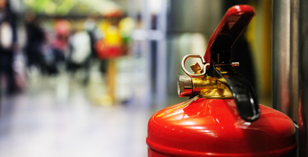 Common fire hazards in a retail space